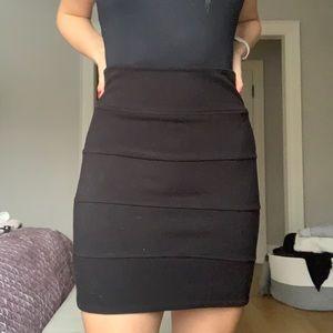 Black Aritzia Bodycon Skirt